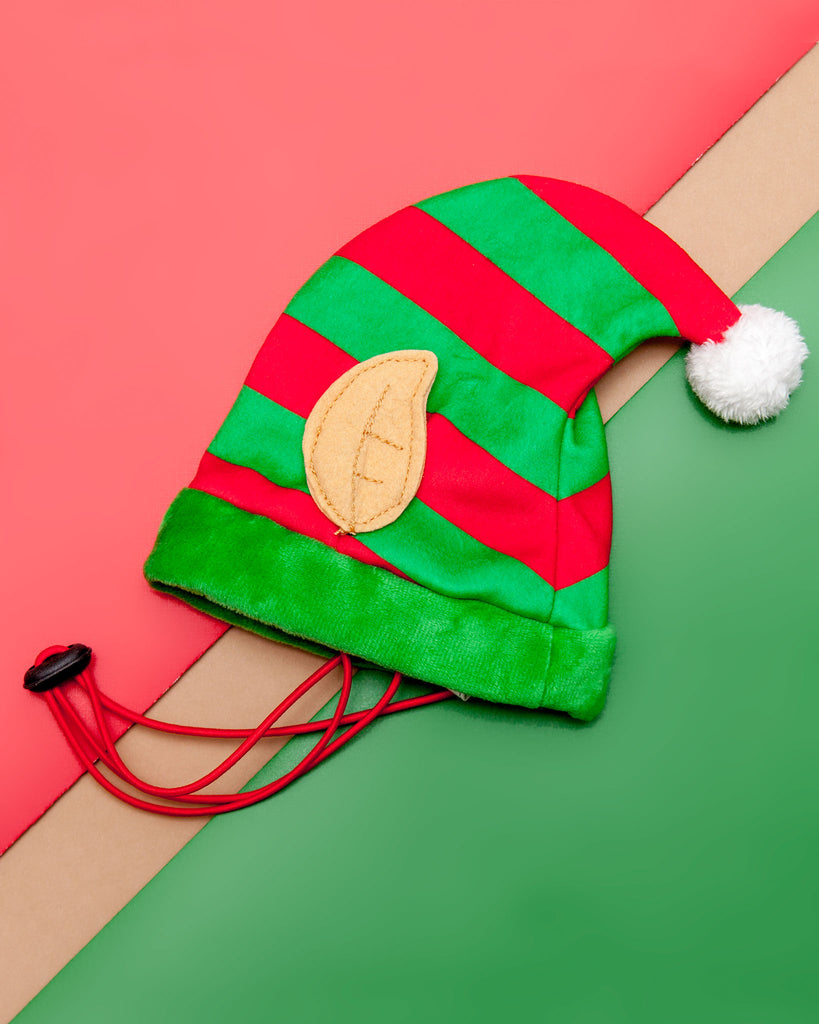 Lil' Helper Elf Hat for Dogs