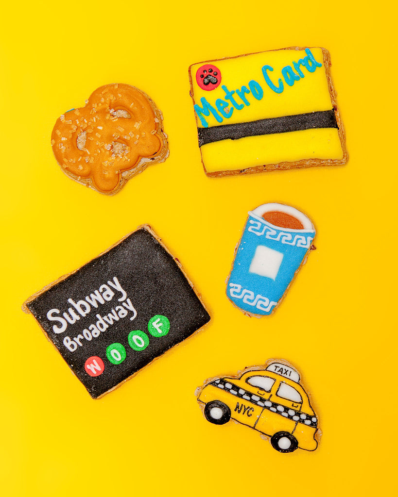 New York City Cookie Gift Pack