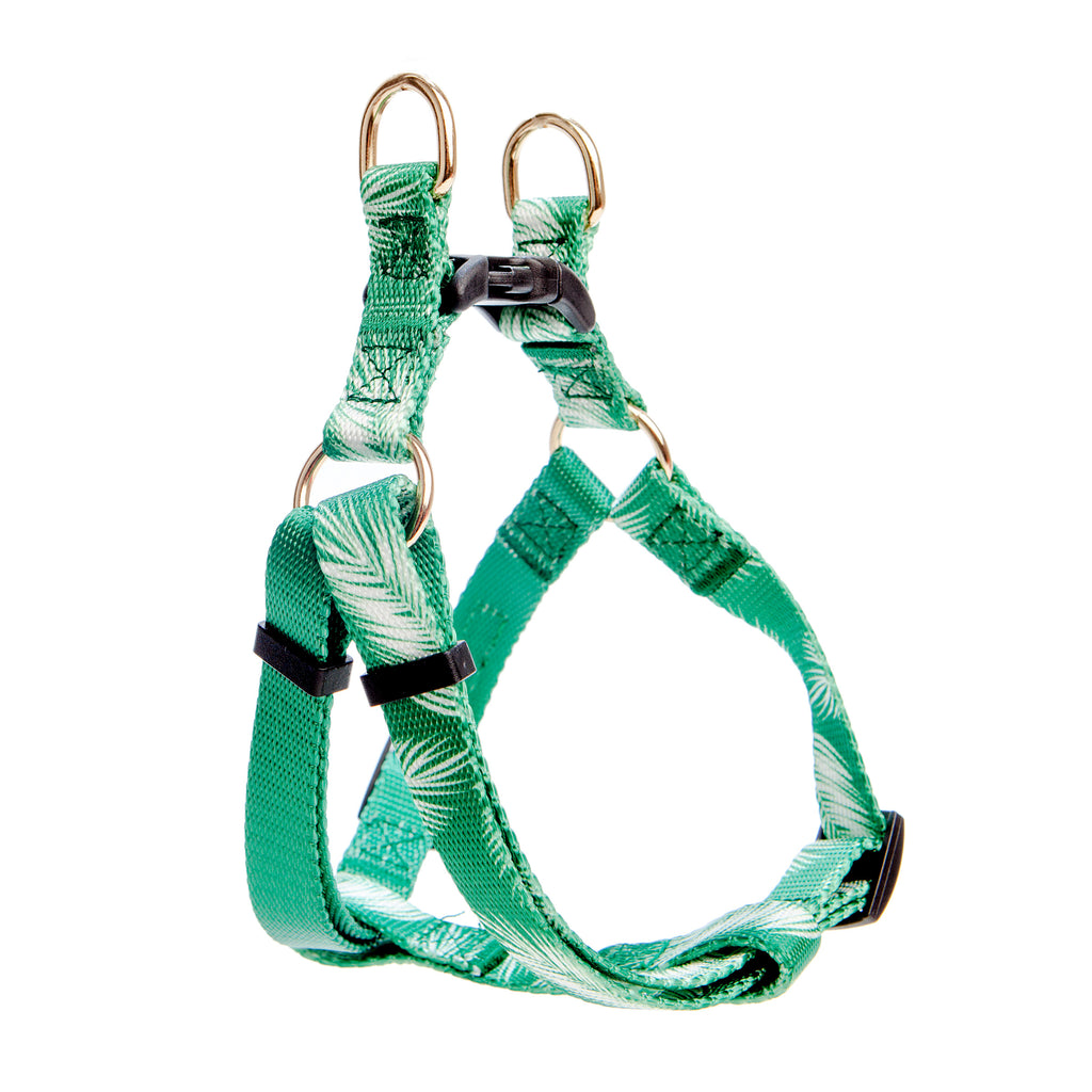BOULEVARD | Palm Harness in Green