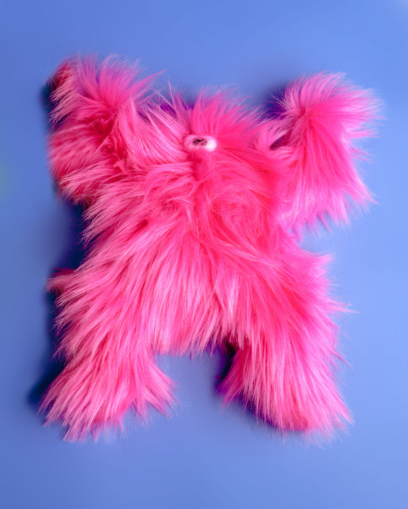 Boogey Toy in Hot Pink