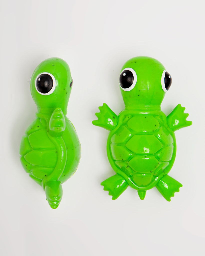 3-Play Turtle in Green