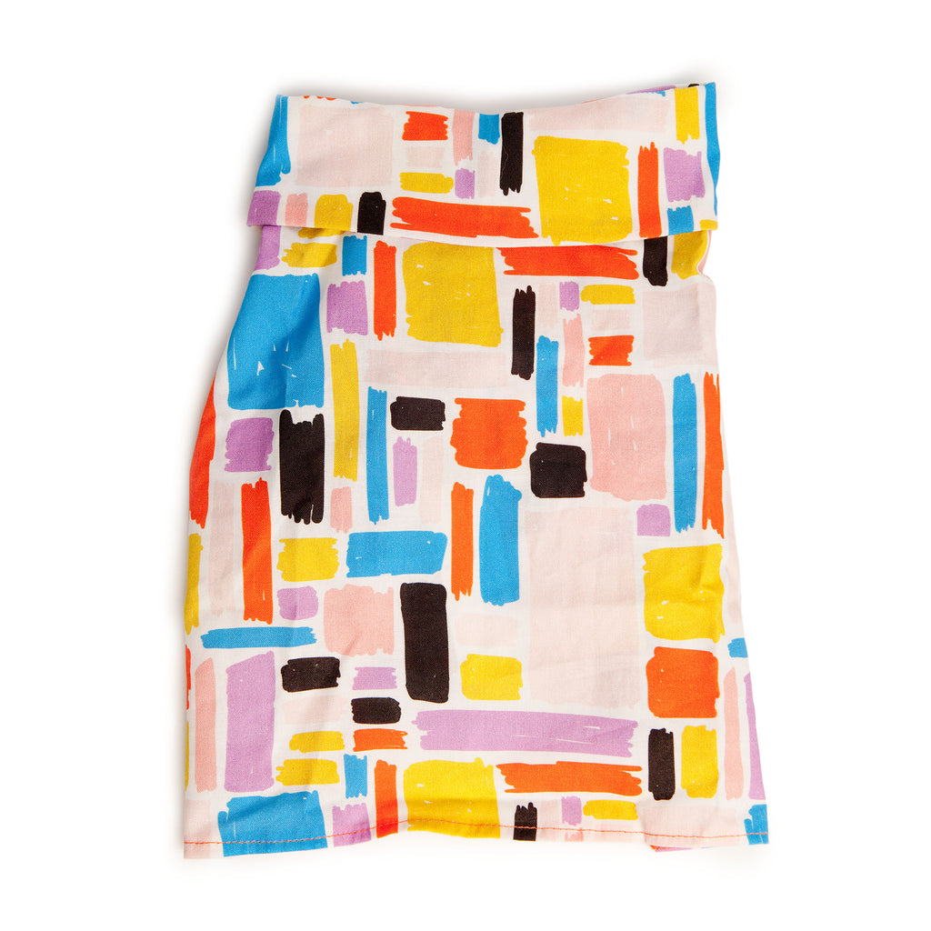 DOG THREADS | Modern Abstract Shirt in Pink
