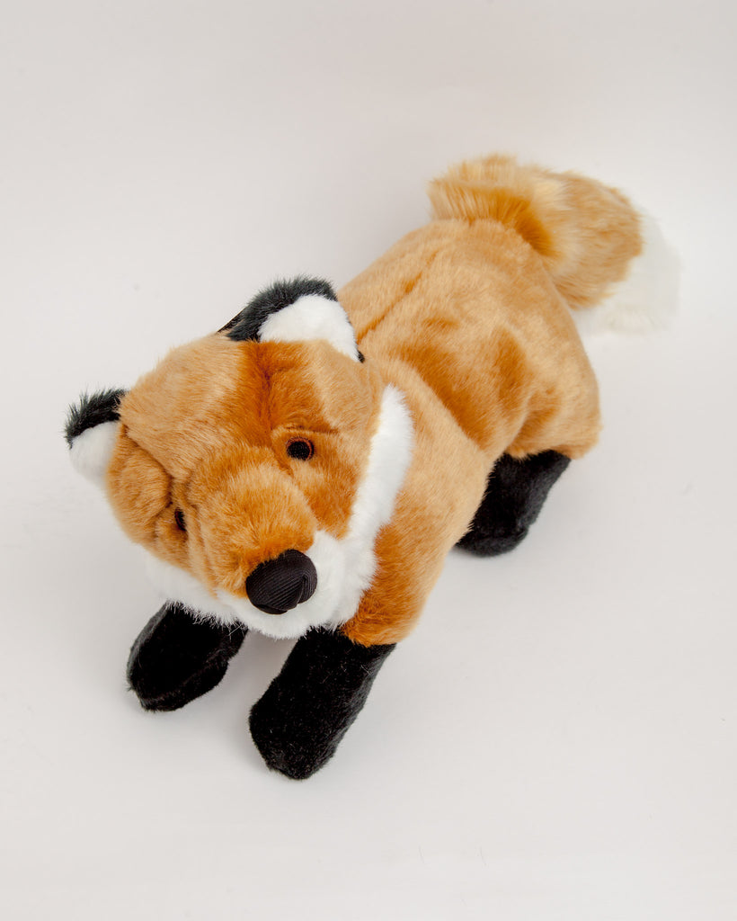 Hendrix Fox Plush Dog Toy