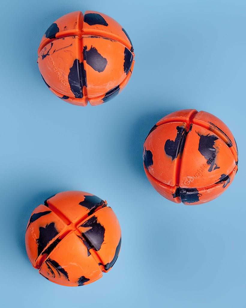 Ball in Orange (FINAL SALE)