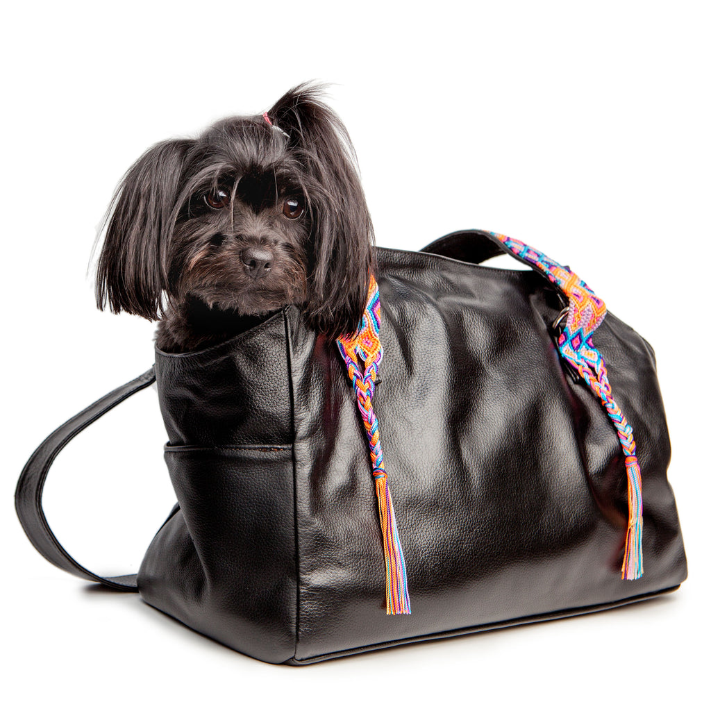 HEKA PET | Leather Pet Carrier
