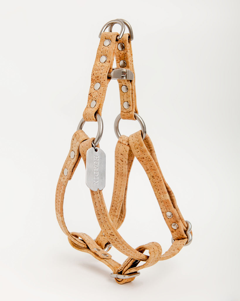 Cork Harness in Natural (FINAL SALE)