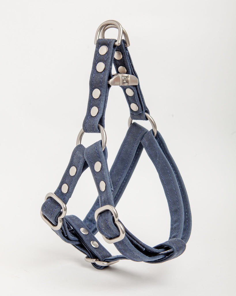 Waxed Canvas Harness in Midnight (FINAL SALE)