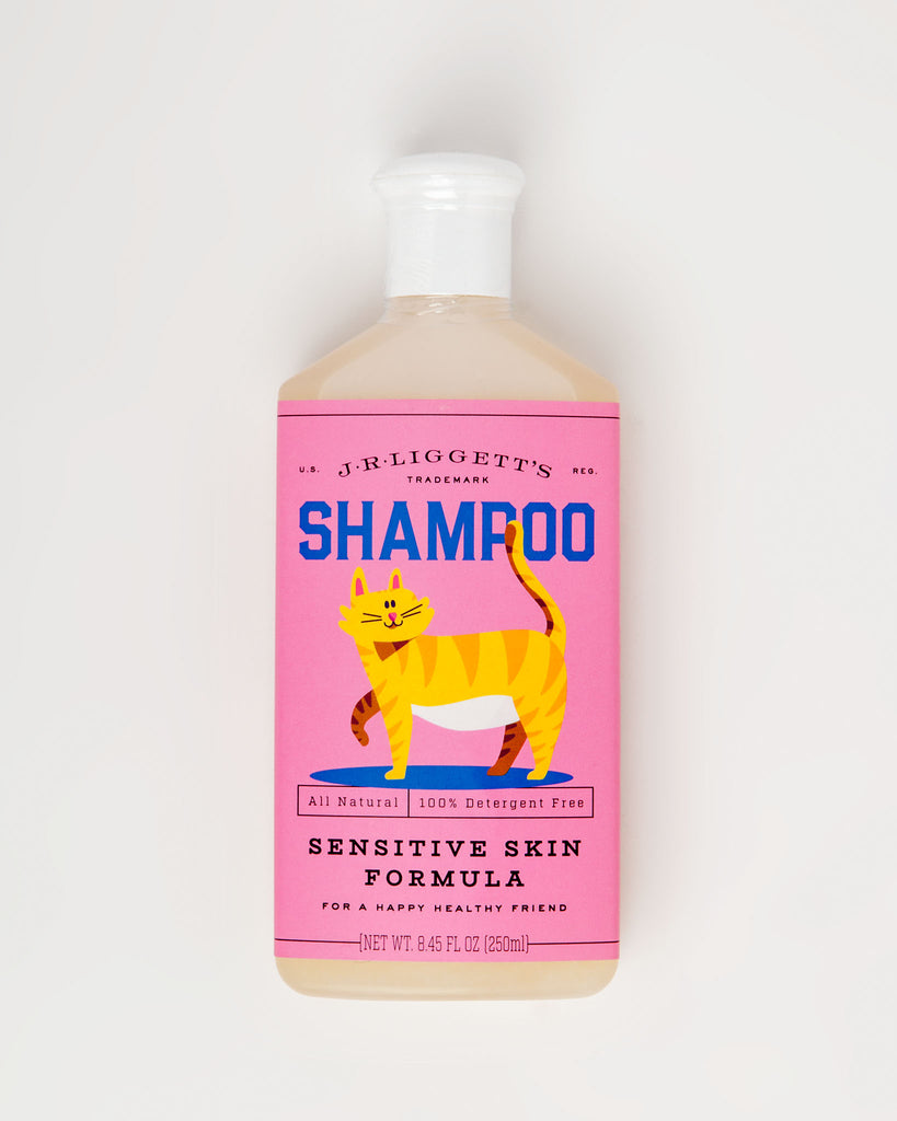 Liquid Cat Shampoo for Sensitive Skin