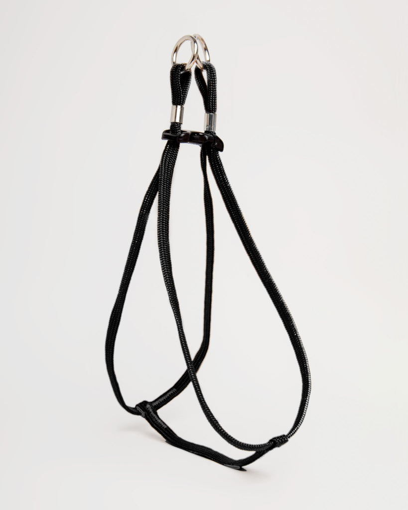 Step-In Harness in Black