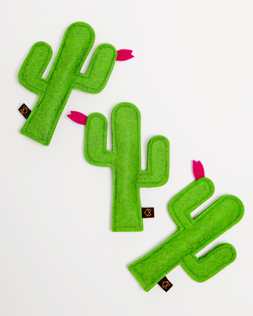 Kitty Cactus Cat Toy (Immediate Ship)