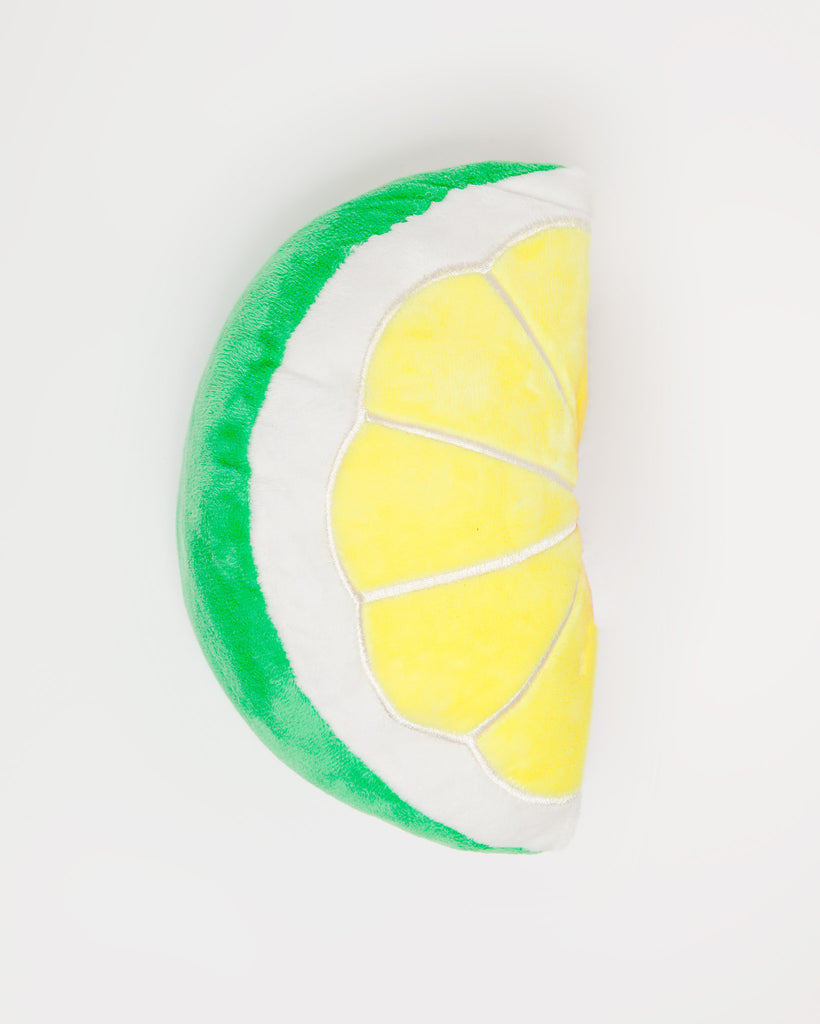Lime Plush Toy (FINAL SALE)