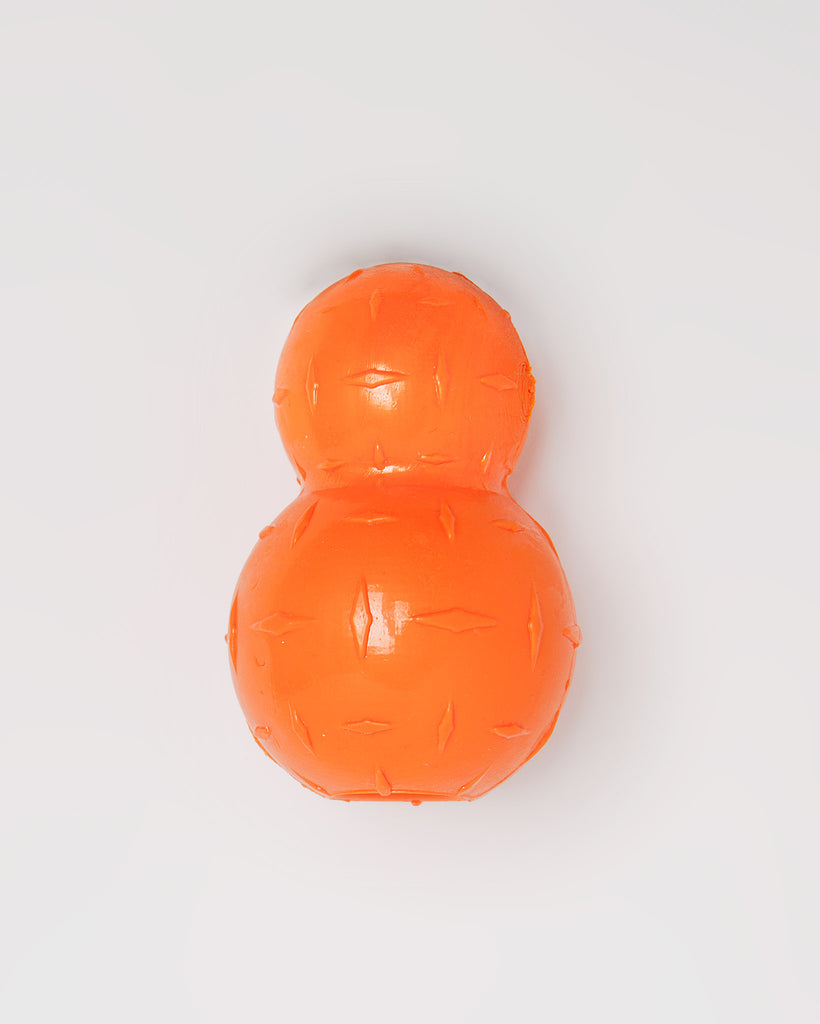 Orbee Tuff Tuff Ball in Orange (FINAL SALE)