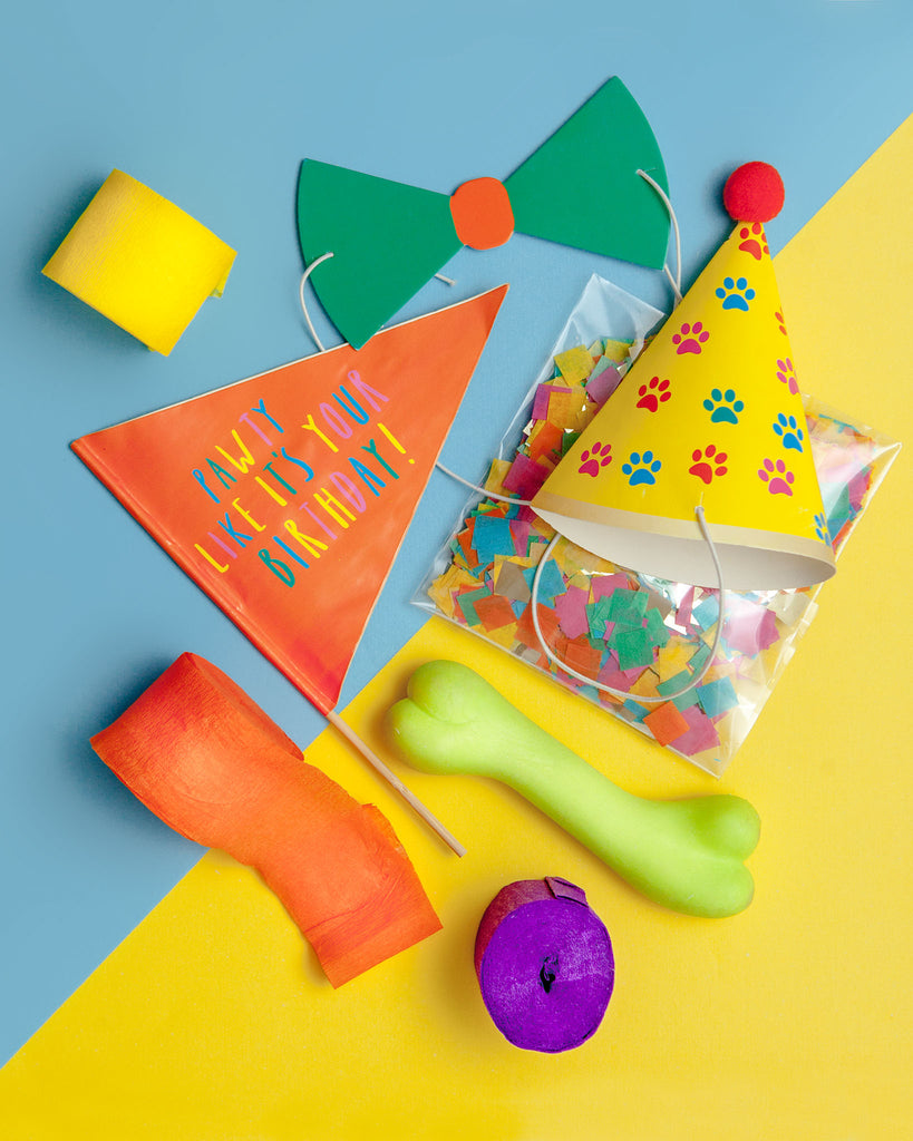 TALKING TABLES | Pawty Party Box