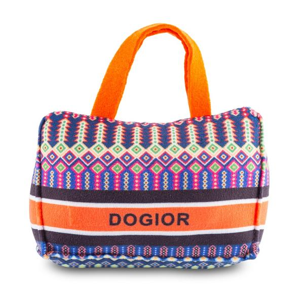 Dogior Bark Tote Plush Dog Toy