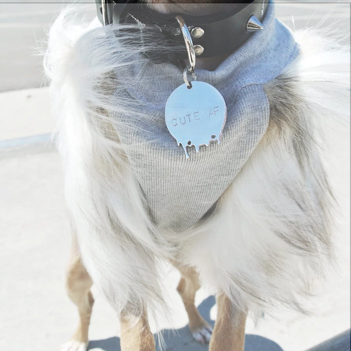 EYE OF DOG | Cute AF Tag