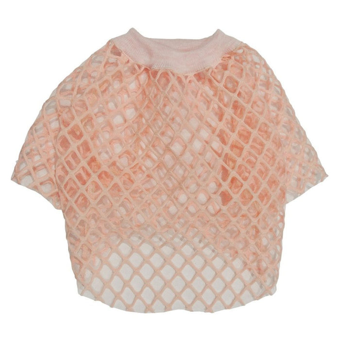 EYE OF DOG | Mesh'n Around Top in Pink