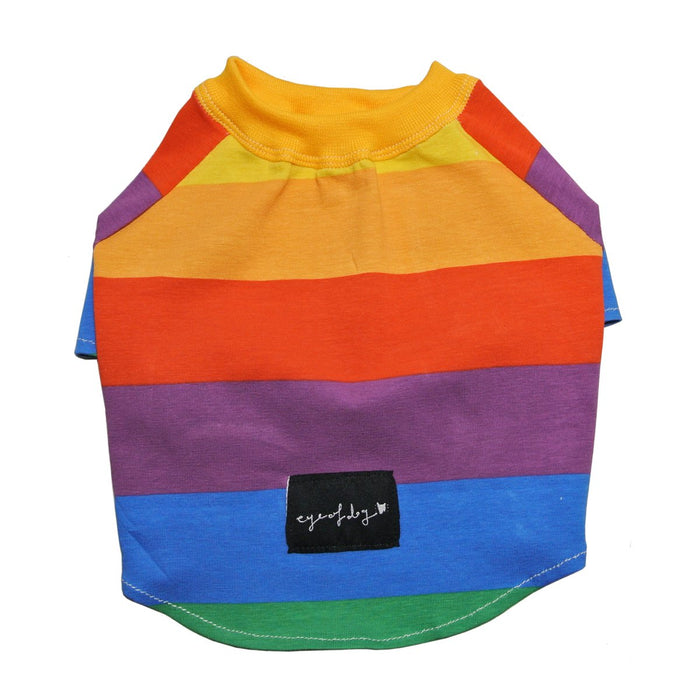EYE OF DOG | Rainbow Tee