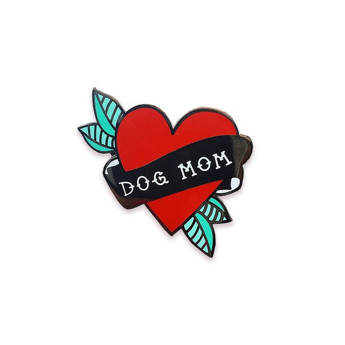 FIVE15 | Dog Mom Enamel Pin