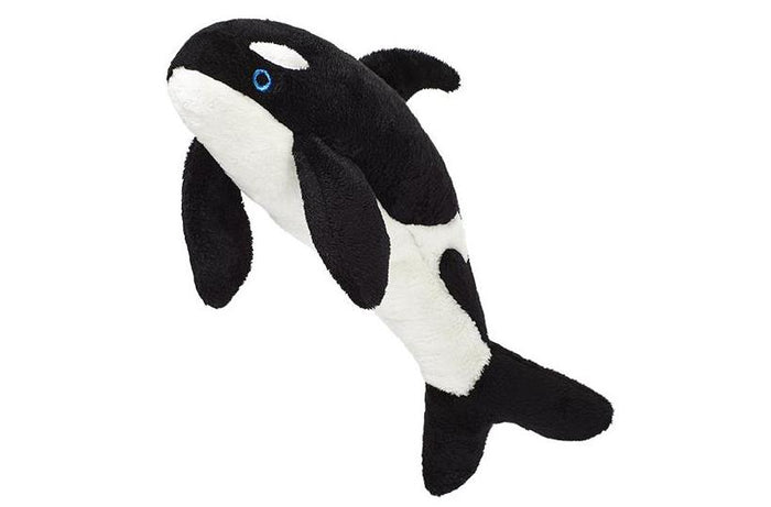 FLUFF & TUFF | Willie Orca Dog Toy