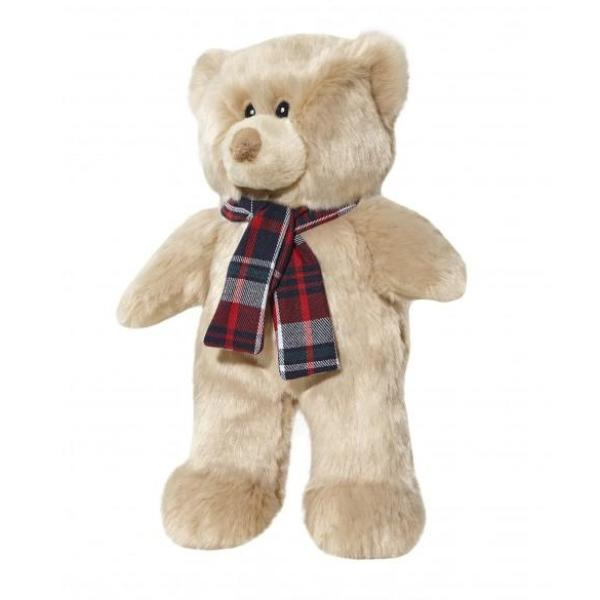 FLUFF & TUFF | Nicholas Holiday Charity Bear
