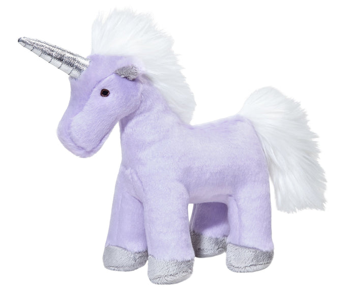 FLUFF & TUFF | Violet Unicorn Dog Toy