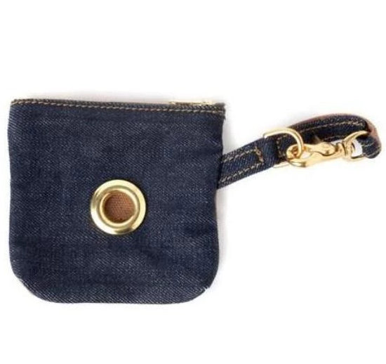 FOUND MY ANIMAL | Denim Multi-Use Pouch