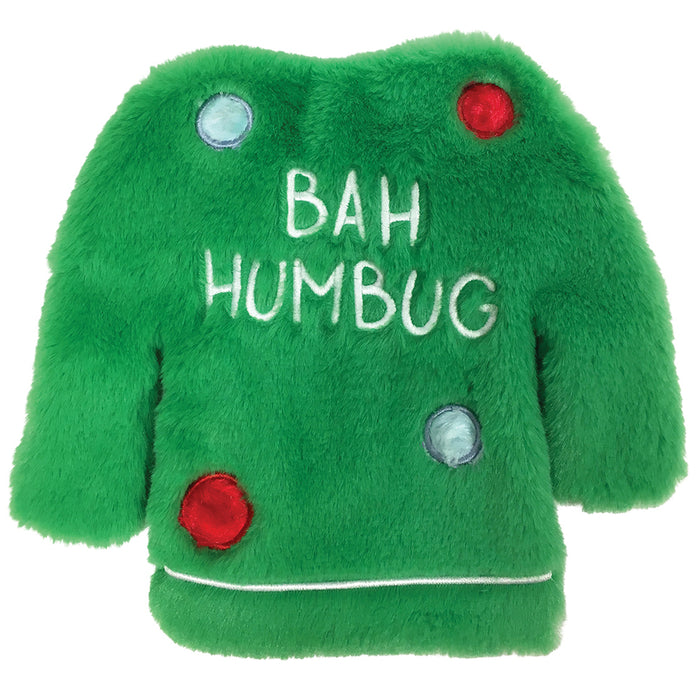 FOU FOU PET | Crinkle Ugly Sweater Toy