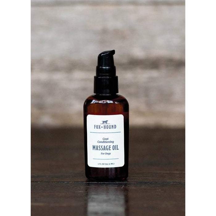 FOX + HOUND | Coat Conditioning Massage Oil