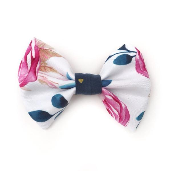 PUPSTYLE | Fresh Blooms Bow Tie