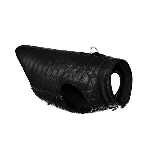 GOOBY | Puffer Down Vest in Black