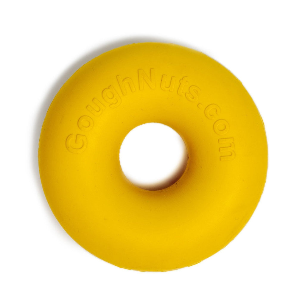 GOUGHNUTS | Yellow Ring Toy (.75)