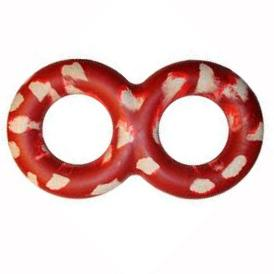 GOUGHNUTS | Tug Toy in Red
