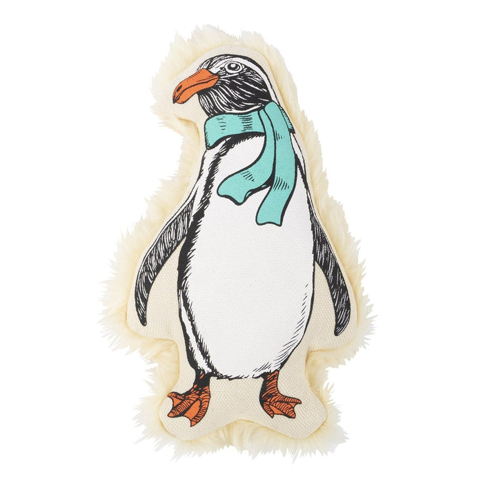 HARRY BARKER | Penguin Canvas Toy