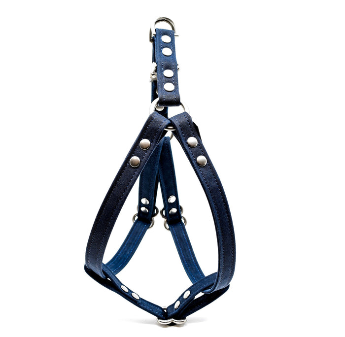 HOADIN | Waxed Canvas Harness in Midnight