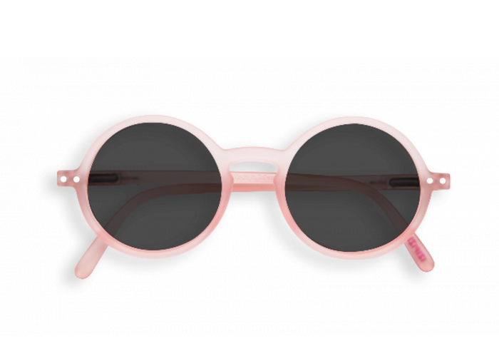 IZIPIZI | Round Sunglasses in Pink Halo