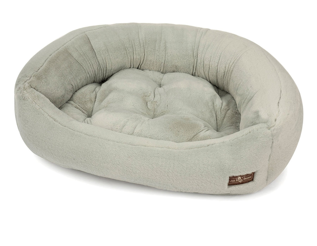 Napper Bed in Mink Ice