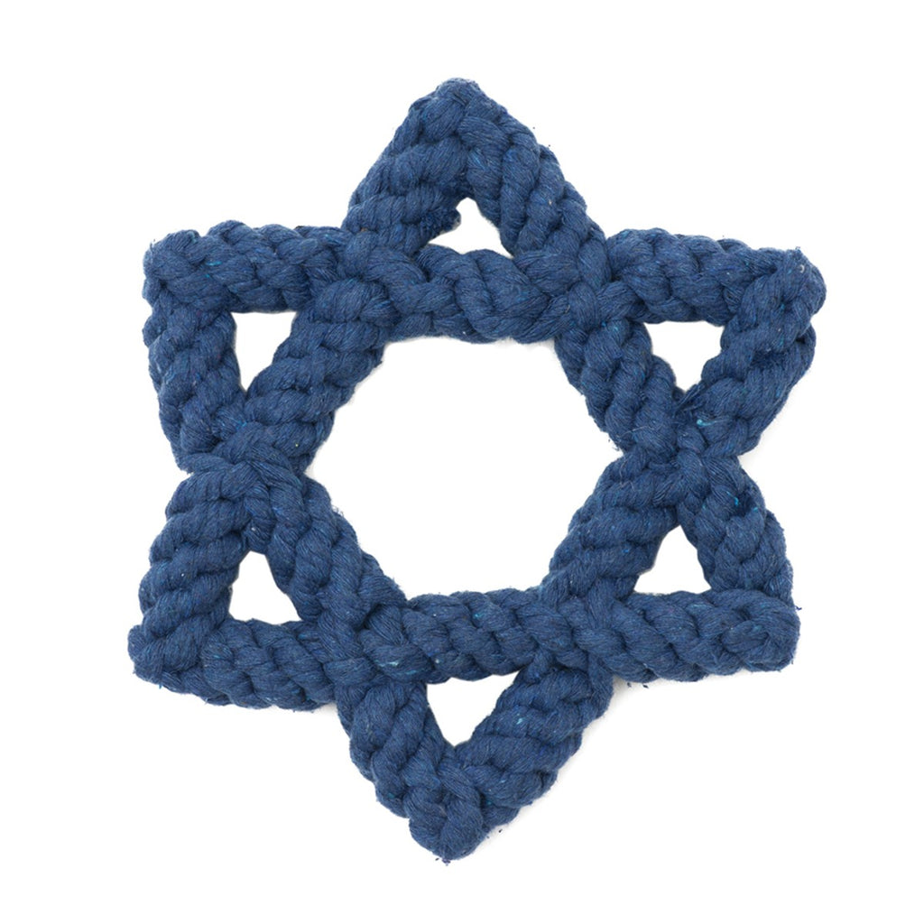 JAX & BONES | Star of David Rope Toy