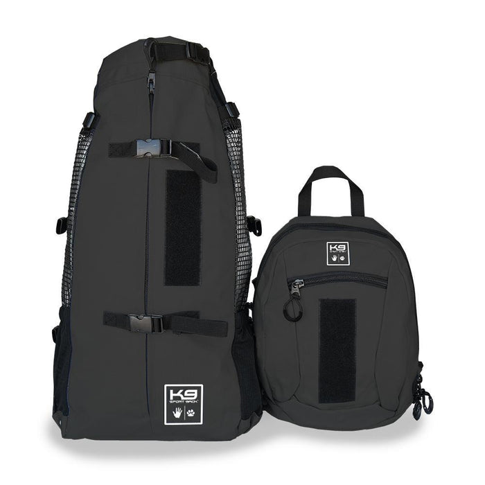 K9 SPORT SACK | Air Plus Backpack in Black
