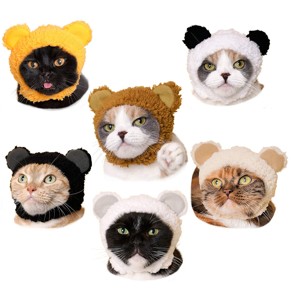 Japanese Cap for Cats - Bear (Surprise Box)