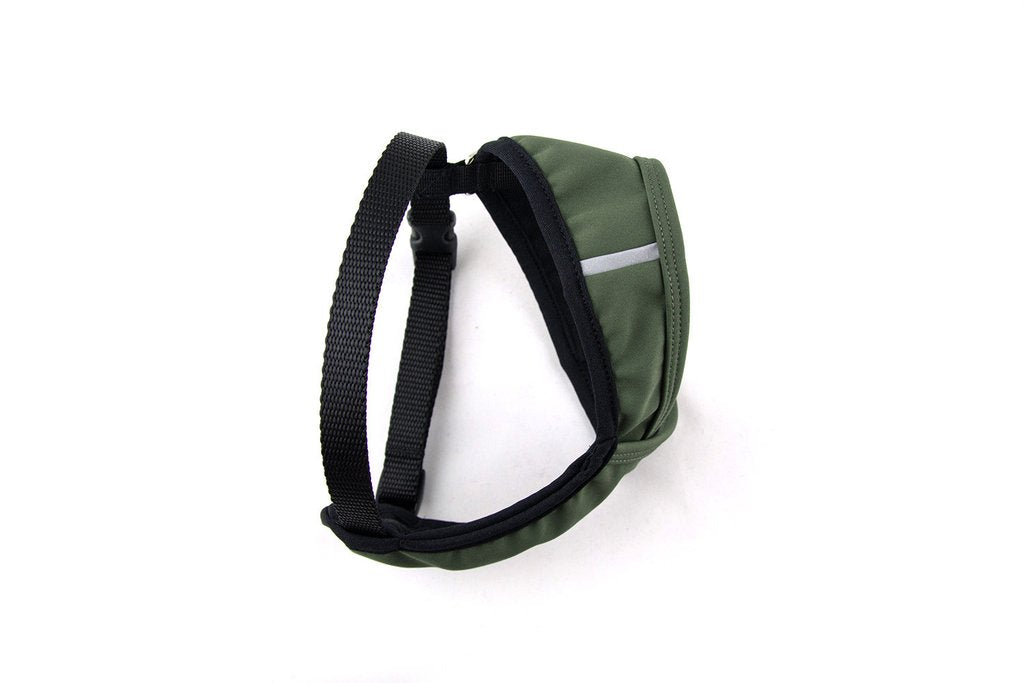 Laguna Dog Harness in Olive