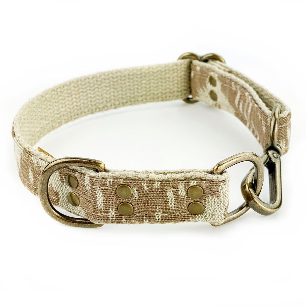 Desert Ikat Leash & Collar Set (Drop-Ship)