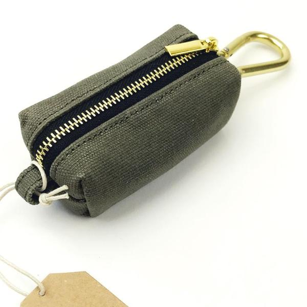 M.N. DAVIS & SON | Milltown Dog Waste Bag Dispenser in Olive