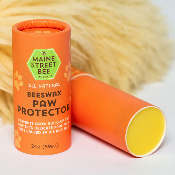 Natural Beeswax Dog Paw Protector