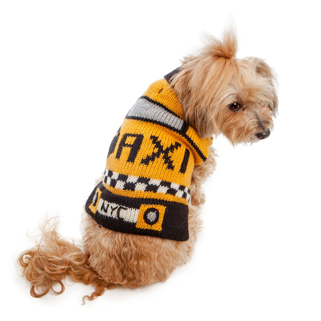 PERUVIAN KNITS | Taxi Sweater (Dog & Co. Exclusive)