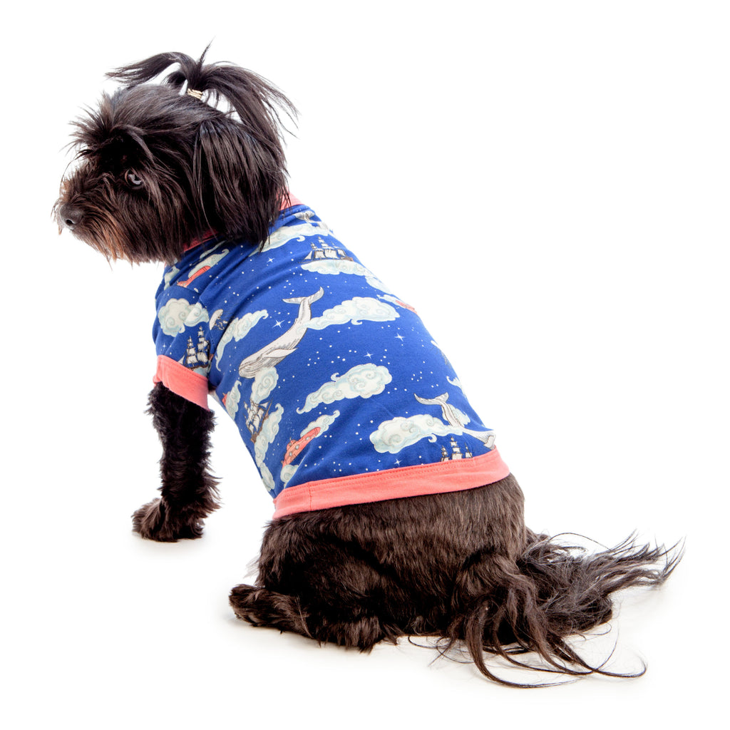 BEDHEAD | Lounge Dog T in Celestial Sea