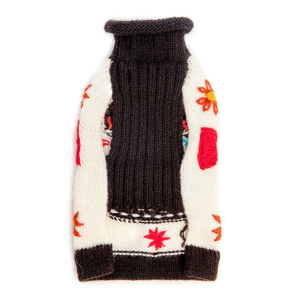 PERUVIAN KNITS | Day of the Dead Sweater