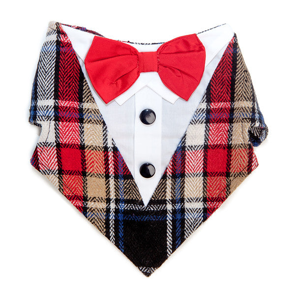 TAIL TRENDS | Tubbs Bow Tie Formal Bandana