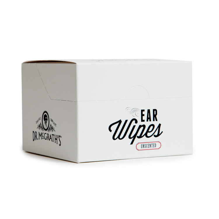 DR. MCGRATH'S | Ear Wipes (Box)