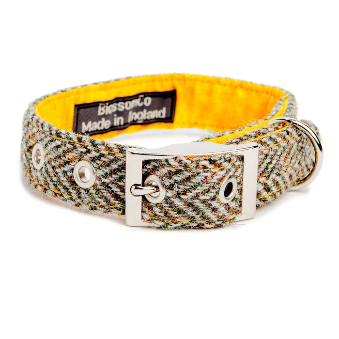 BLOSSOM CO. | Eriskay Harris Tweed Collar