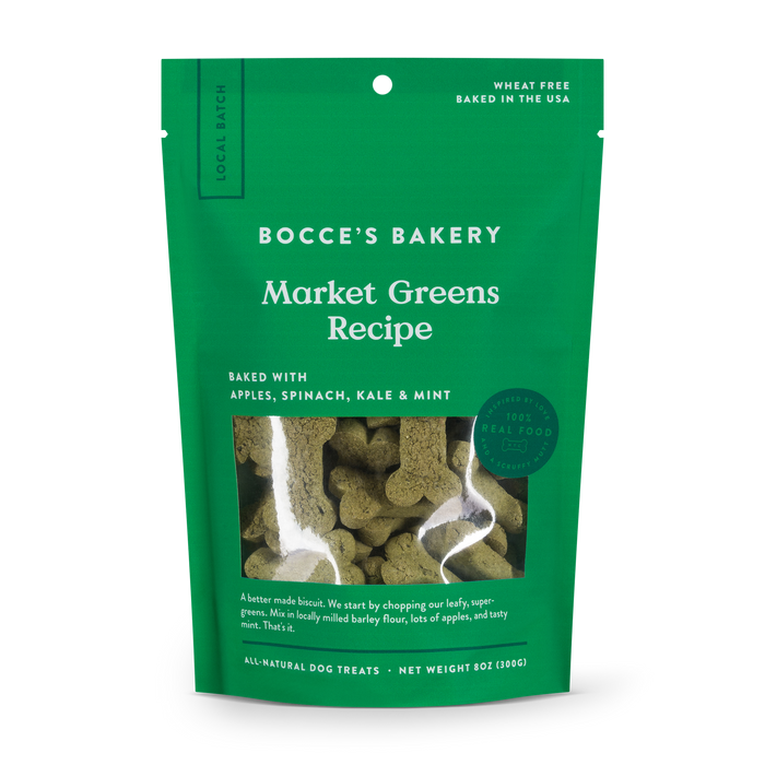 BOCCE'S BAKERY | Market Greens Biscuit Bag